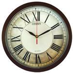 ساعت دیواری سیتی زن طرح رومی کد 41485967