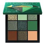 پالت سایه ۹ تایی هدی بیوتی امرالد (HUDA BEAUTY Obsessions Palette Emerald)