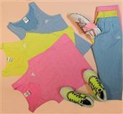 تاپ و شلوارک آدیداس Adidas Tops and Shorts