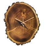 ساعت دیواری چوبی طبیعی مدل Botrunk 111(ساعت دیواری چوبی طبیعی مدل 5039 berry )