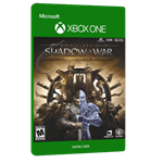 بازی دیجیتال Middle Earth Shadow of War Gold Edition برای Xbox One