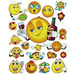استیکر کودک طرح ایموجی مدل Emoji -c 034