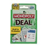 Hasbro Monopoly Deal 278060 Intellectual Game