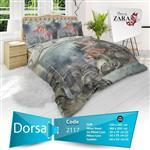 روتختی Zara دونفره 8 تکه مدل Dorsa