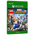 بازی دیجیتال LEGO Marvel Super Heroes 2 برای Xbox One
