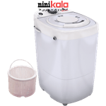Milad SingleTub MS150-B Mini Wash