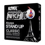 کاندوم کدکس مدل Always Stand Up بسته 3 عددی