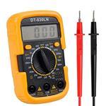 مولتی متر کوچک دارای بک لایت DT-830LN AC/DC