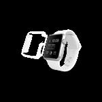 کاور اپل واچ  اوزاکی اوکوت مدل کریستال مناسب برای اپل واچ اسپرت سایز 38