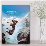 تابلو شاسی گالری استاربوی طرح  Assassins Creed Odyssey مدل بازی 10