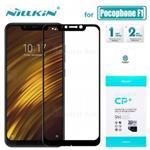 محافظ صفحه شیشه ای تمام صفحه نیلکین شیائومی Xiaomi Poco F1 Nillkin CP+ Glass...