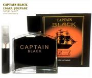 عطر   زیگما کاپتان بلک Zigma CAPTAIN BLACK (100ml)