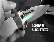 چاقو تاشو فندک دار اتمی سیلور CAPEX