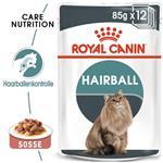 غذا مرطوب گربه رویال کنین Royal Canin Hairball Care 12x85g in Soße