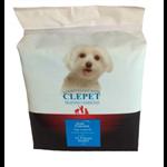 زیرانداز بهداشتی آموزشی مخصوص سگ clepet سایز 60 * 60 بسته 10 عددی