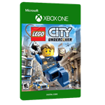 بازی دیجیتال Lego City Undercover Digital برای Xbox One