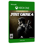 بازی دیجیتال Just Cause 4 Gold Edition برای Xbox One