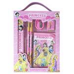 بسته لوازم التحریر یویو طرح princess مجموعه 6 عددی