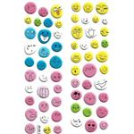 استیکر کودک طرح ایموجی مدل Emoji - j09