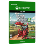 بازی دیجیتال Farming Simulator 17 Platinum برای Xbox One