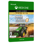 بازی دیجیتال Farming Simulator 19 Premium Edition برای Xbox One