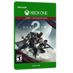 بازی دیجیتال Destiny 2 + Expansion Pass Bundle برای Xbox One