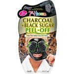 ماسک صورت مونته ژنه سری 7th Heaven مدل Charcoal& Black Sugar peel-off حجم 10 میلی لیتر