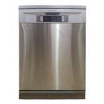 ماشین ظرفشویی نقره ای دوو 14 نفره دوو مدل DDW-M1412S