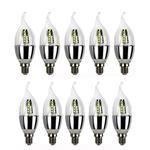 لامپ ال ای دی 5 وات آی سان مدل High power پایه E14 بسته 10 عددی