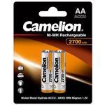 باتری قلمی شارژی camelion AA – 2700ma کملیون
