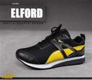 کفش مردانه Puma مدل Elford (زرد)