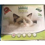 خاک گربه رویال بدون رایحه_10کیلوگرم