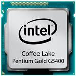 Intel Coffe Lake Pentium Gold G5400 CPU