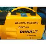 دستگاه جوشکاری دیوالت مدل dewalt dwt600