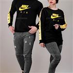 ست بلوز مردانه و زنانه Nike مدل C8660