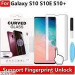 برچسب گلس یو وی سامسونگ UV Nano Glass Samsung Galaxy S10
