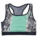 Bilcee 15Y7228-OR-OCEON Sport Crop Top For Women
