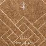 موکت ظریف مصور طرح مینا ۱۲۲۱