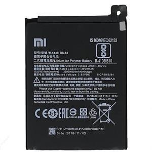 Xiaomi Redmi Note 6 Pro Battery BN48 4000mAh فروشندگان و قیمت باتری گوشی  موبایل