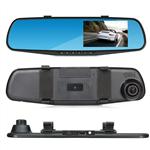 آینه مانیتور دار و دوربین دار خودرو