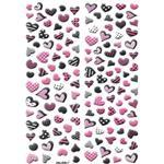 استیکر کودک طرح قلب و عشق مدل love - J88
