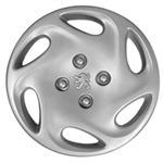 قالپاق چرخ ام اچ بی مدل TAKPG06 سایز 14 اینچ مناسب برای پژو 206