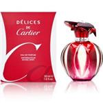 عطر زنانه کارتیر دلیشز Delices De Cartier