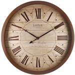 ساعت دیواری لوتوس مدل W-8833