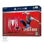 Playstation 4 Pro Spider Man Limited Edition