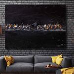 تابلو شاسی گالری استاربوی طرح ارکسترا مدل موسیقی 1