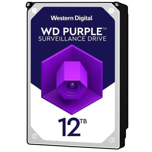 هارد اینترنال وسترن دیجیتال مدل Purple WD121PURZ-12TB