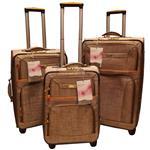 مجموعه سه عددی چمدان مدل P123