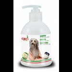 شامپو حاوی روغن چریش مناسب برای سگ های مو بلند مفرا