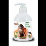 شامپو حاوی روغن چریش مناسب برای سگ های مو کوتاه مفرا